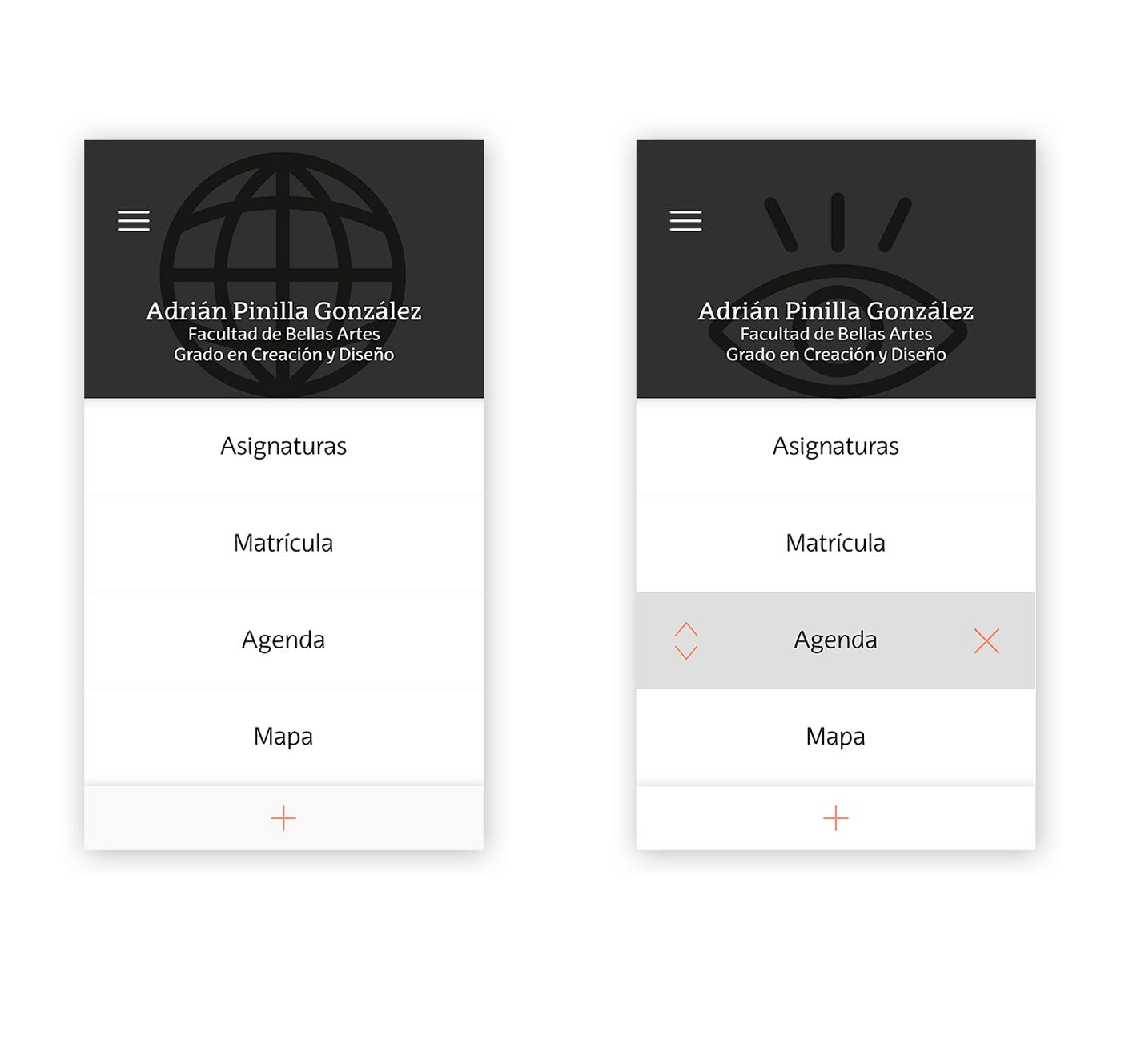 App redesign | Landing