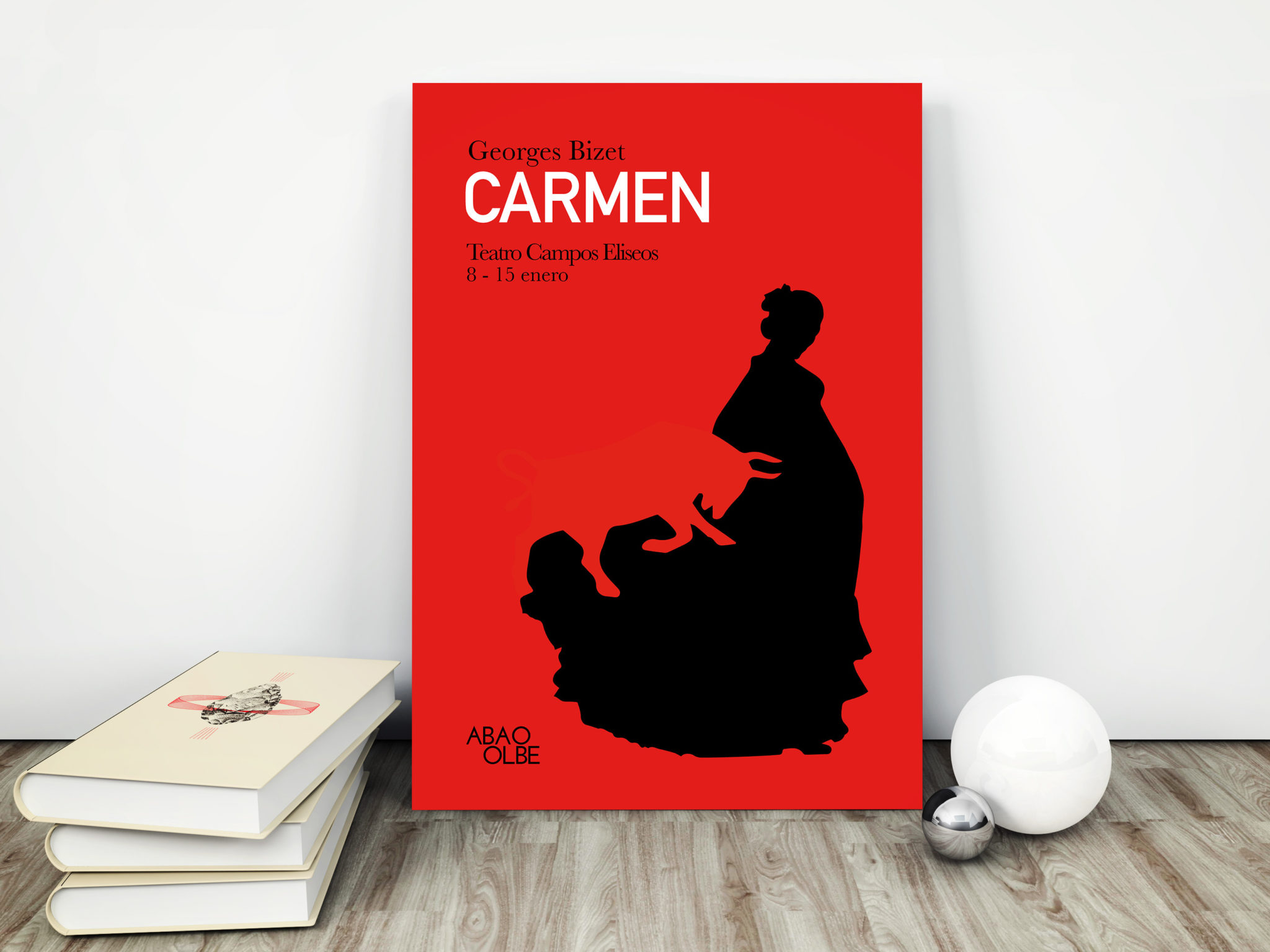 Opera Posters | Carmen