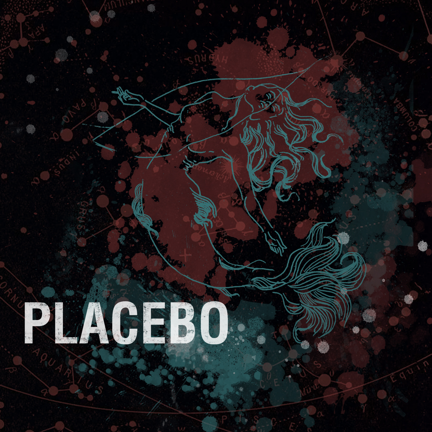 Placebo music poster | option B
