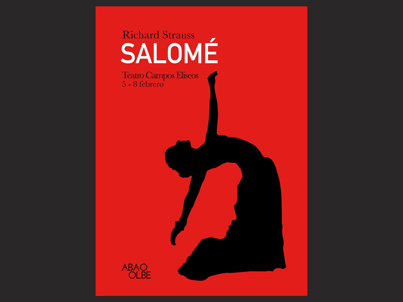 Opera posters | Salomé